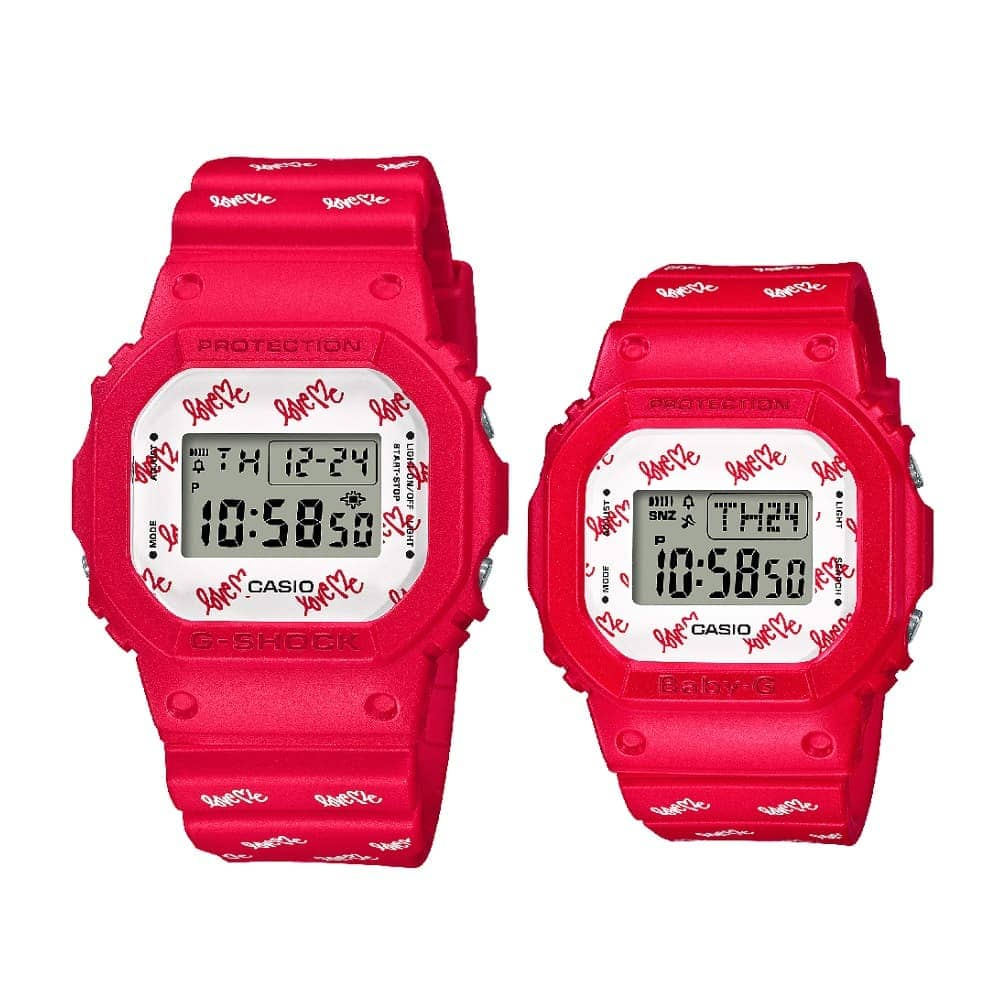 G-SHOCK Gショック BABY-G ベビーG G PRESENTS LOVER'S COLLECTION 2020 LOV-20B-4JR  【安心の3年保証】