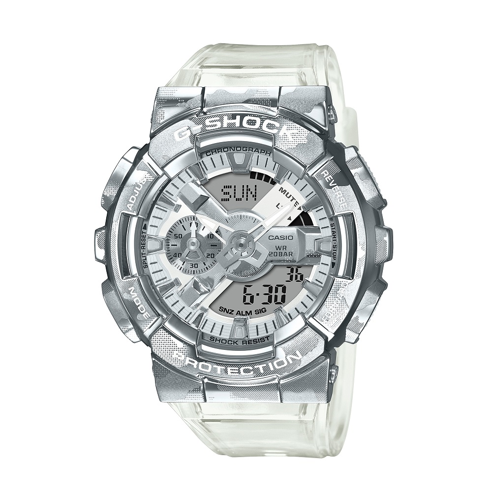G-SHOCK Gショック Skeleton Camouflage Series GM-110SCM-1AJF 【安心の3年保証】