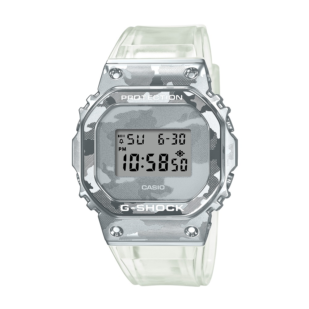 G-SHOCK Gショック Skeleton Camouflage Series GM-5600SCM-1JF 【安心の3年保証】