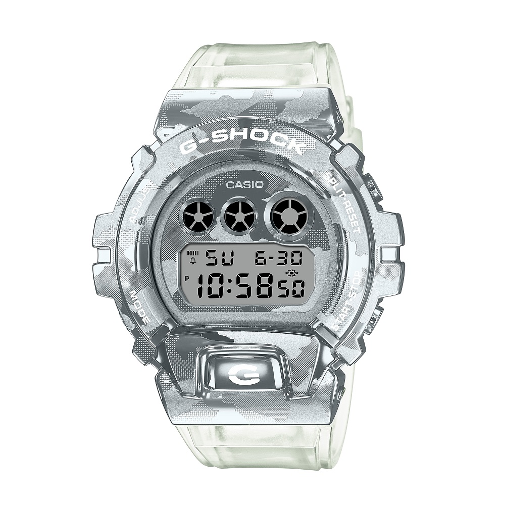 G-SHOCK Gショック Skeleton Camouflage Series GM-6900SCM-1JF 【安心の3年保証】
